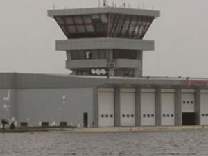Hatay Havaalanı hava trafiğine açıldı