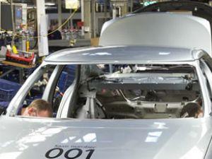 Avrupa otomobil pazarı küçülüyor
