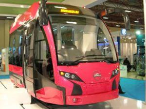 Yerli tramvay üniversitelere ders oluyor
