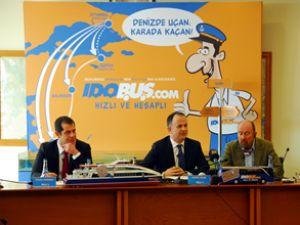 Bursalılar yarın İDOBÜS'ü konuşacak