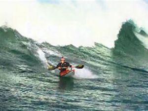 13 metre dalgayla gelen dünya rekoru