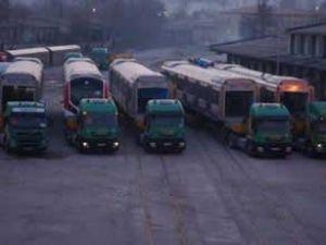 Marmaray vagonları İstanbul'a getirildi