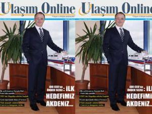 """""""Ulaşım Online""""in Mart sayısı çıktı"""