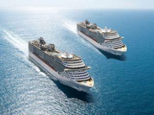 Mersin'e ilk cruise gemisi Ağustos'ta geliyor