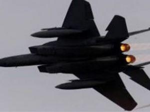 Güney Kore'de askeri uçak düştü
