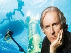 James Cameron 8 bin metre derine indi