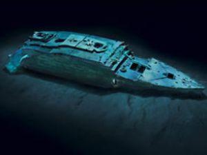 İşte Titanic'in hiç görülmemiş fotoğrafları