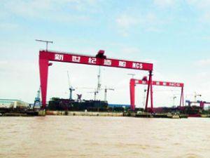 China Rongsheng'in değeri yüzde 8 düştü