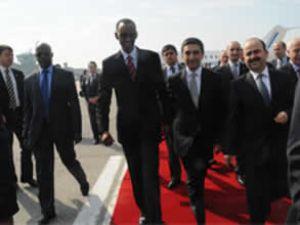 Ruanda'dan Türk yatırımcılara davet