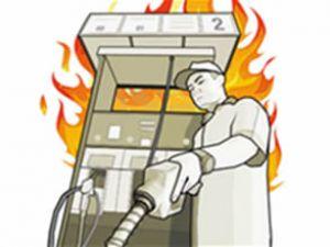 Benzin ve motorin tüketiminde sert düşüş