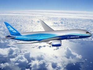 Boeing Dreamlıner İstanbul'a geliyor