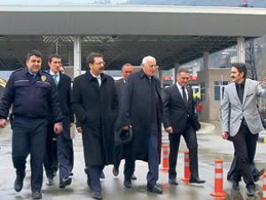 Sarp Sınır Kapısı, Kapıkule'yi geçecek