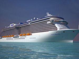 """Richard Fain """"Büyük gemiler daha güvenli"""""""