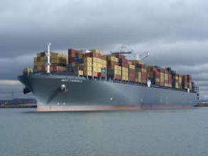 Mega gemiler Pasifik rotasına girmez