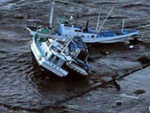 Tsunamide kayboldu, Kanada'da bulundu
