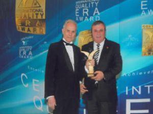 İstanbul Tersanesi'ne 'Altın' başarı ödülü