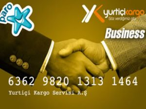 """Yurtiçi Kargo'dan """"Business Card"""" hizmeti"""