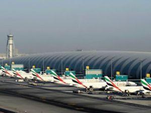 Dubai Havaalanı 4.5 milyon yolcu ağırladı