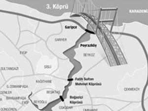 3. Köprü ihalesine KDV muafiyeti yasalaştı