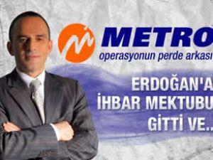 Metro'daki operasyonun perde arkası
