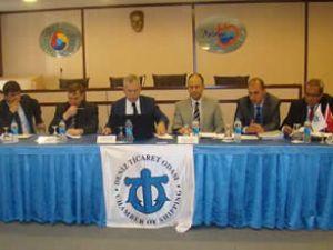 Antalya DTO bilgilendirme toplantısı yaptı