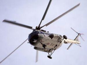 Askeri Helikopter Düştü: 7 asker öldü