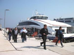 İDO'dan Avşa ve Marmara Adası'na sefer
