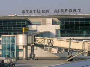 Atatürk Havalimanı'nda lodos kabusu