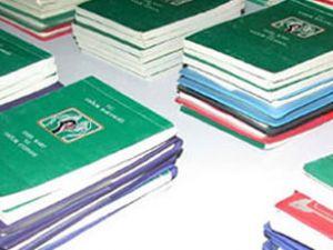 Yeşil kartlının üzerine 15 kayıtlı arsa