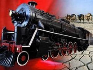 Yeni ipek yolu 'Viking Demiryolu'