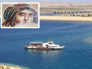 Fırat Nehri'nde gemi turları düzenlenecek