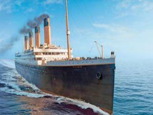 Titanic'in batış nedeni meğer 'Serap'mış!