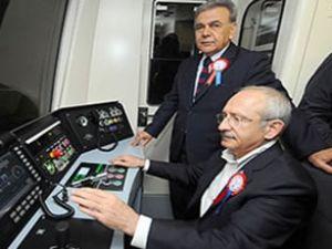 İzmir Metrosu'na iki yeni istasyon eklendi