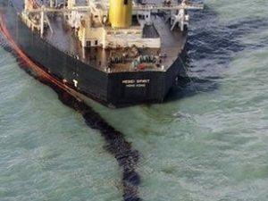 Meclis'te petrol kirliliği görüşülecek