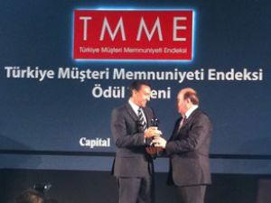Turkcell'e Müşteri Memnuniyeti ödülü