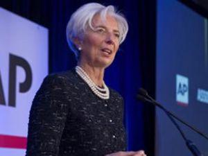 IMF Başkanı'ndan kaynak isteği