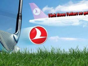Türk Hava Yolları golfte hat-trick yaptı
