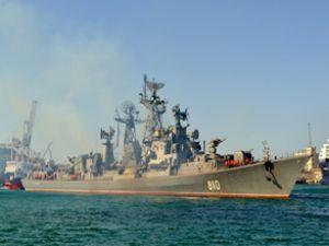 Ankara'dan Rusya'ya savaş gemisi uyarısı