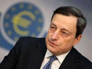 Draghi: Avro Bölgesi risklere açık