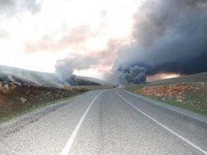 Kerkük-Yumurtalık petrol hattında patlama