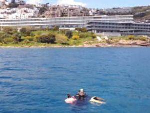 Bodrum plajlarındaki büyük tehlike !