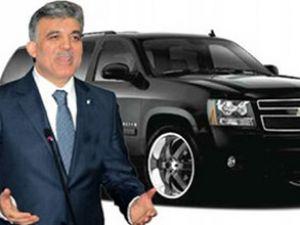 Abdullah Gül Chevrolet'den vazgeçmiyor