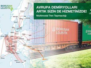 Avrupa'ya tarifeli tren seferleri başlatıyor