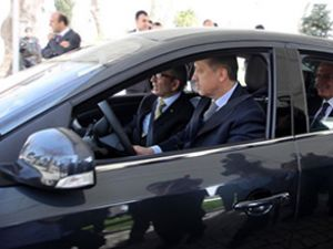 Başbakan Erdoğan'ın elektriklisi geldi!
