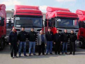 Scania, teslimatlarında hız kesmiyor