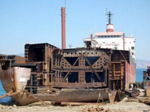 ÇİB yeni gemi söküm tesisi istiyor