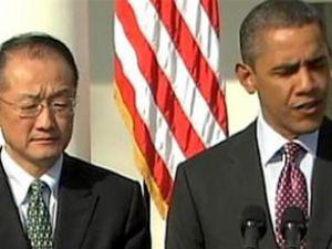 Obama Dünya Bankası için onu önerdi