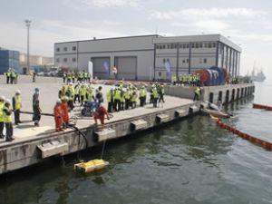 EVYAPPORT Limanı'ndan çevreci tatbikat