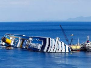 Costa Concordia'nın enkazı kaldırılacak