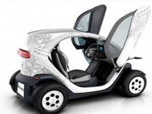 Renault, elektrikli Twizy'sini tanıtacak